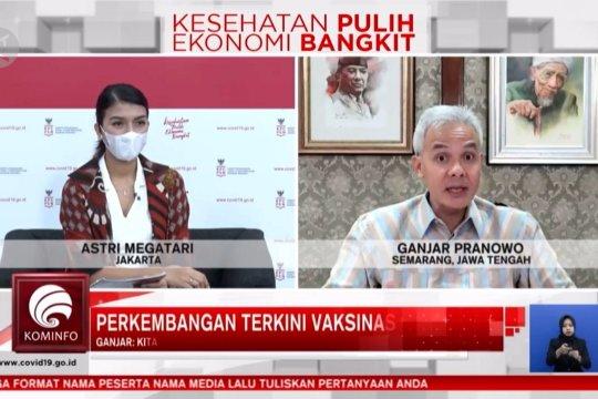 """Ganjar Pranowo terapkan """"Jateng di Rumah Saja"""" akhir pekan ini"""
