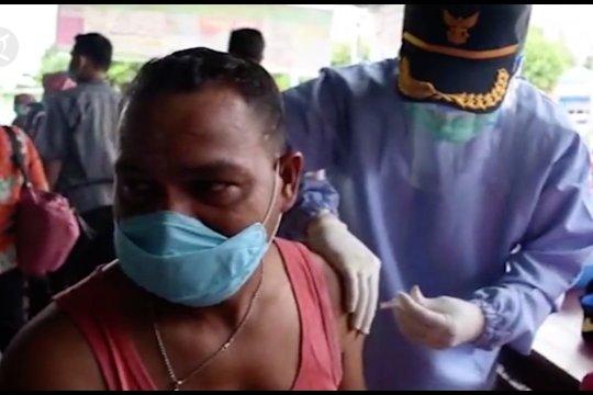 3 kabupaten di Papua temui kendala vaksinasi COVID-19