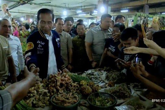 LSI : Mayoritas masyarakat puas dengan kinerja Presiden Jokowi