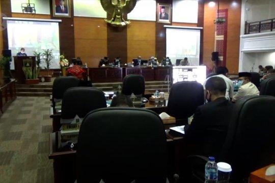 Rekomendasi Pansus DPRD Sumbar terkait penyelewengan dana COVID-19