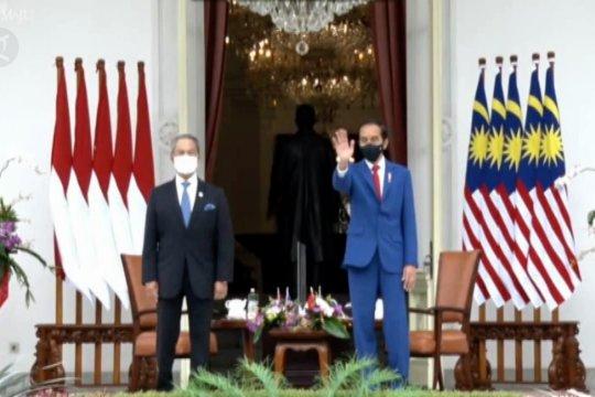 RI-Malaysia upayakan penyelesaian pergolakan di Myanmar