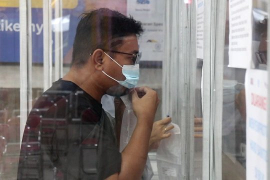 Stasiun Pasar Turi Surabaya sediakan layanan GeNose C19
