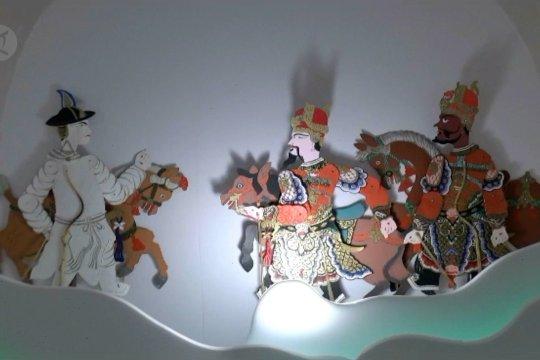 Wacinwa, wayang kulit akulturasi budaya Cina-Jawa