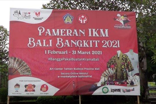 Pameran IKM jadi harapan kebangkitan UMKM Bali