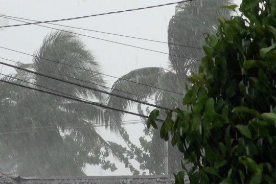 Warga Kalteng diminta waspadai hujan 3 hari ke depan
