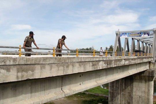 Setelah 11 tahun, jembatan di Padang selesai dibangun