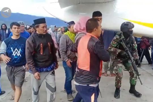 Tukang ojek ditikam di Puncak Papua, diduga aksi KKB