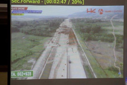 BPN targetkan pembebasan lahan Tol Padang-Sicincin sebelum Lebaran