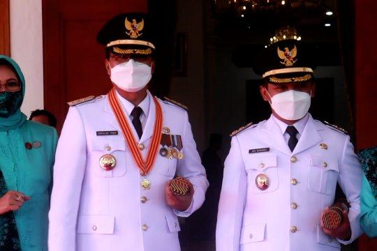 Setelah jadi menteri dan wagub, Gus Ipul kini Wali Kota Pasuruan