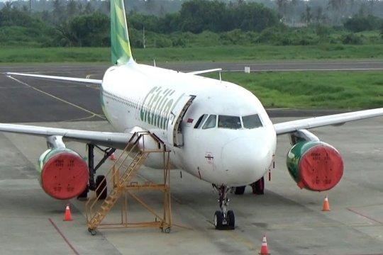 Terdampak abu vulkanik, Bandara Banyuwangi ditutup sementara