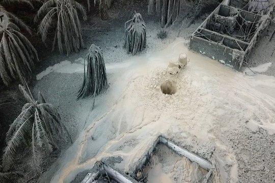 Ahli Geologi : Semburan lumpur tidak lagi mengkhawatirkan