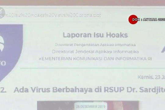 Peneliti Bioteknologi sebut hoaks penyebab sulitnya atasi pandemi COVID-19