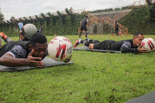 Jelang Piala Menpora, komposisi skuat Madura United hampir rampung