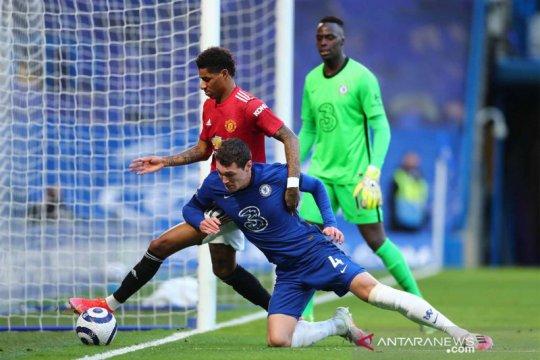 David De Gea: Manchester harus berbuat lebih banyak bila ingin juara
