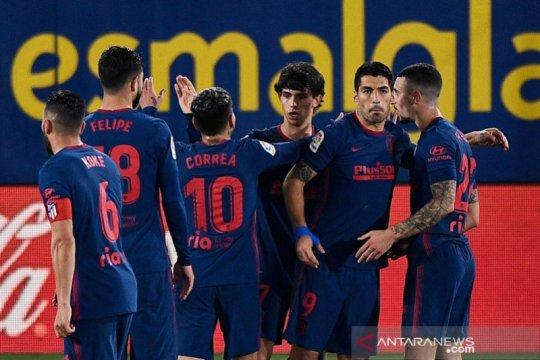 Klasemen Liga Spanyol: Atletico jaga jarak aman