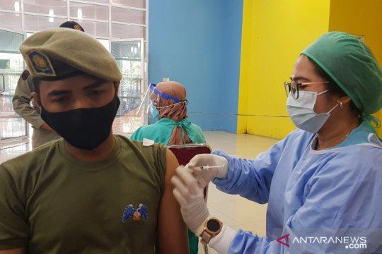 500 juru vaksin Bekasi dilibatkan pada vaksinasi tahap dua