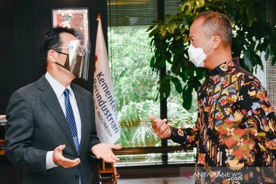 Kemarin, realisasi vaksinasi sampai kerjasama industri RI-Jepang