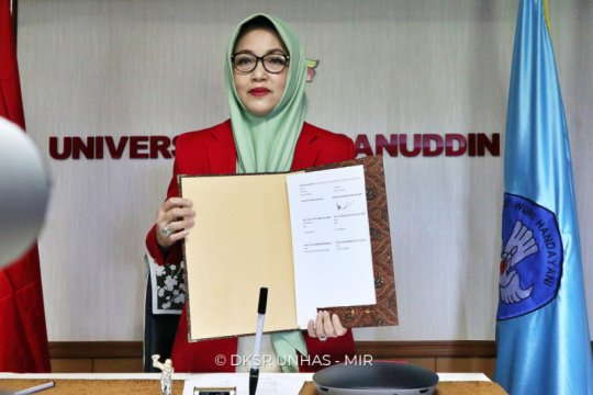 Unhas--Universiti Teknologi Malaysia kerja sama inovasi riset