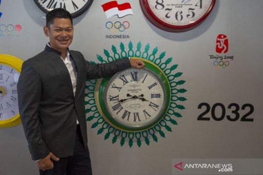 Okto terpilih jadi wakil presiden Konfederasi Balap Sepeda Asia