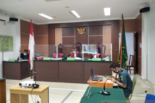 PN Batam vonis perantara narkoba 13 tahun penjara