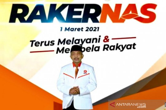 Buka rakernas 2021, Pimpinan PKS ingatkan kader misi pemenangan 2024