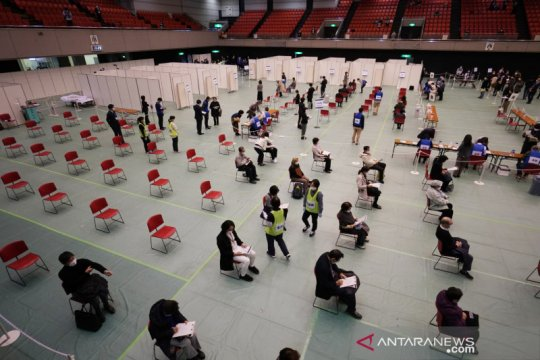 Jepang cenderung akhiri keadaan darurat Tokyo pada 21 Maret