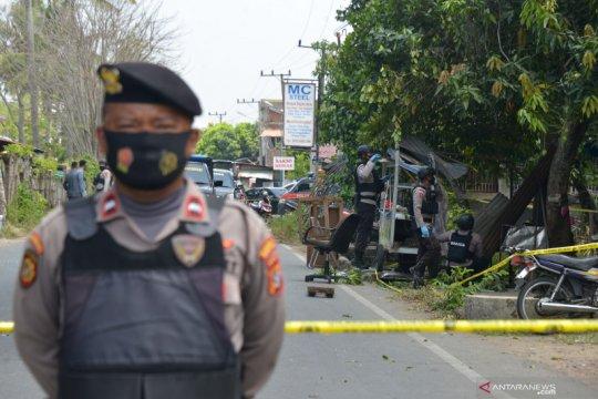 Polisi selidiki ledakan yang diduga granat di Aceh