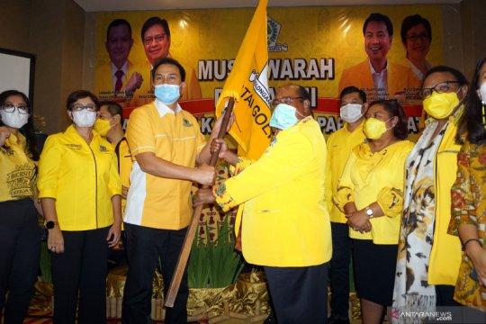 Pemilihan Ketua Umum DPD Partai Golkar Papua Barat
