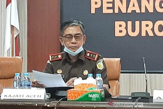 Kejati Aceh buru 38 terpidana yang melarikan diri