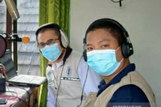 Kasus COVID-19 di Bangka Barat bertambah 5 menjadi 345 orang