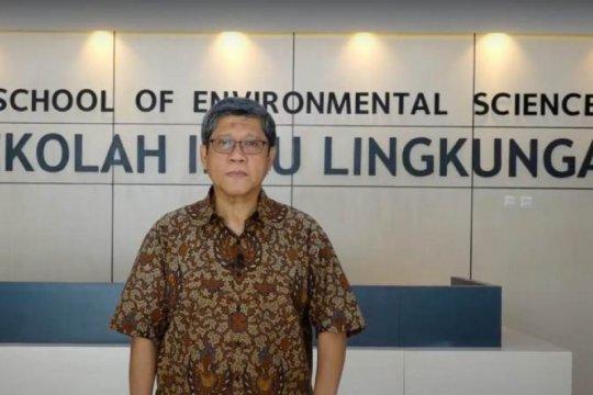 Sekolah Ilmu Lingkungan UI buka prodi magister manajemen bencana