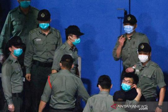 Polisi Hong Kong selidiki keterkaitan dana kemanusiaan dengan pendemo