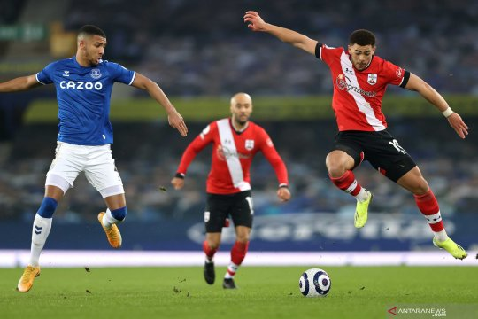 Everton menang tipis 1-0 atas Southampton