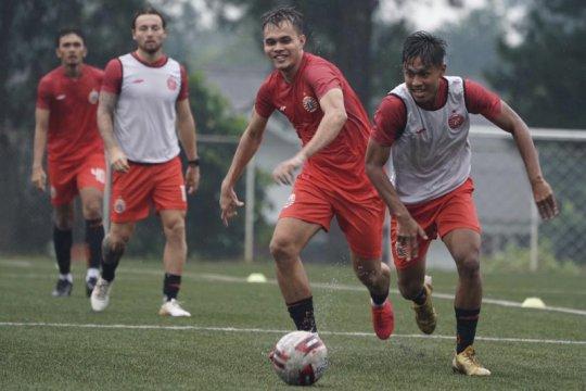 Persija awali persiapan Piala Menpora dengan tempa fisik pemain