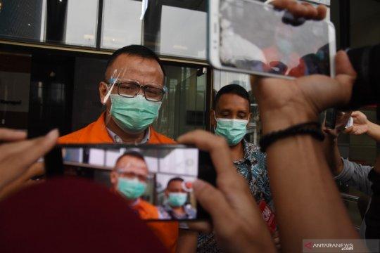 Saksi konfirmasi jatah uang untuk sespri dan stafsus Edhy Prabowo