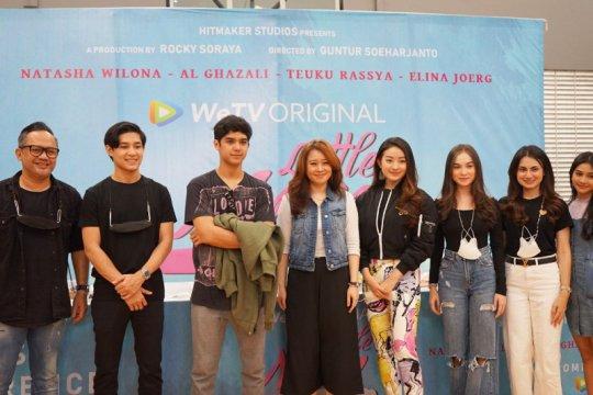 "Natasha Wilona hingga Al Ghazali terlibat dalam serial  ""Little Mom"""