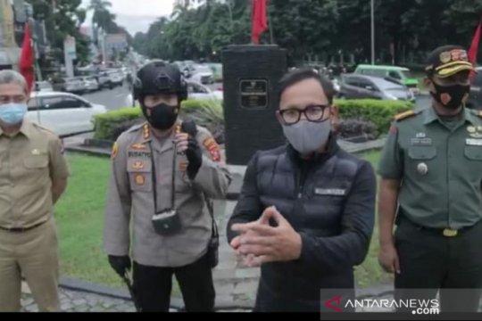 Indikator COVID-19 membaik, Kota Bogor hentikan sementara ganjil/genap