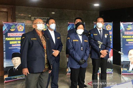 Mensos minta Karang Taruna jadi penggerak hadapi pandemi dan bencana