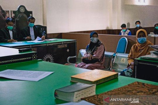 Pemandi jenazah korban pembunuhan ungkap kesaksiannya ke hadapan hakim