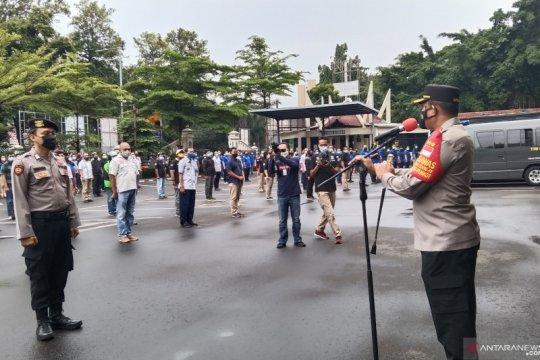 Polres Jaksel gagalkan penyelundupan sabu-sabu ke tahanan