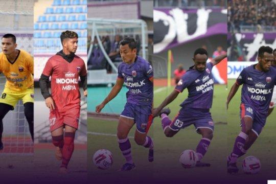 Persita Tangerang lepas lima pemain sambut Piala Menpora