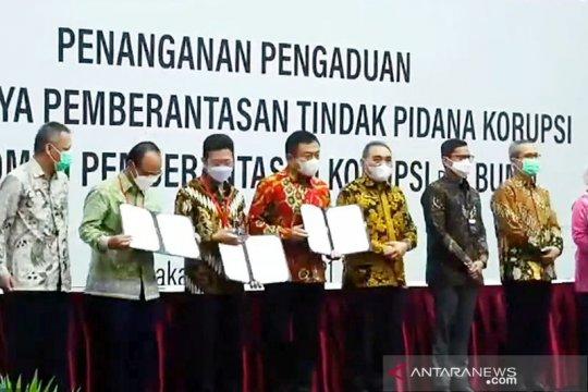 Kementerian BUMN-KPK bersinergi berantas korupsi