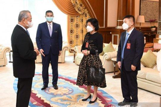 Delegasi perusahaan kertas China bertemu PM Malaysia