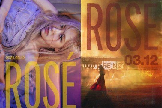 Rose BLACKPINK siap debut pekan depan