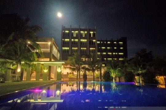 Tingkat hunian kamar hotel berbintang Gorontalo 29,58 persen