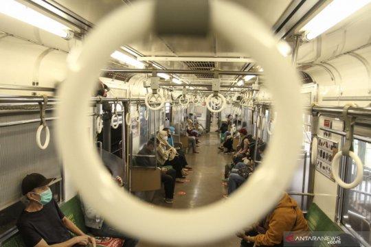 Pertumbuhan penumpang KRL Yogyakarta-Solo tunjukan tren naik