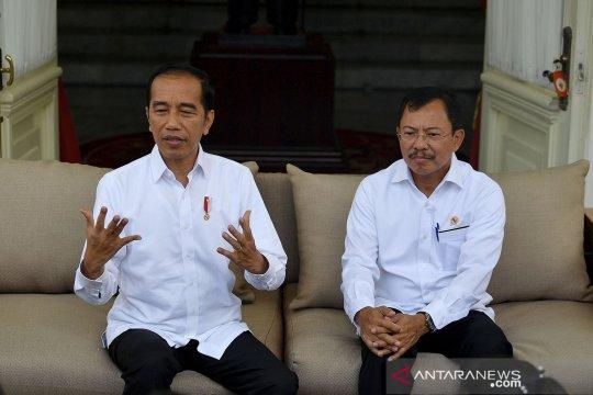 Kilas balik setahun pandemi COVID-19 di Indonesia