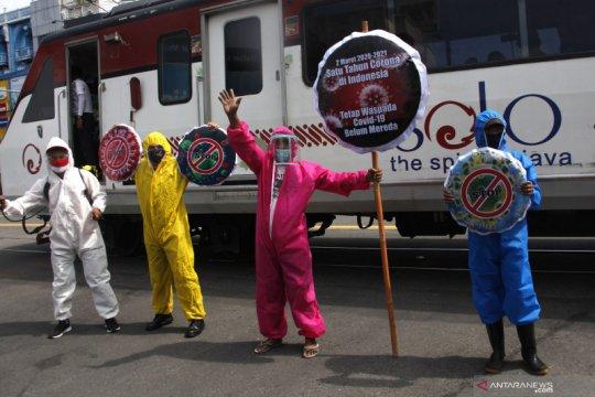 Setahun pandemi, misi paramedis capai kekebalan pandemi