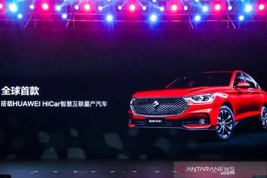 Huawei akan buat mobil listrik, libatkan Changan Auto dan BAIC
