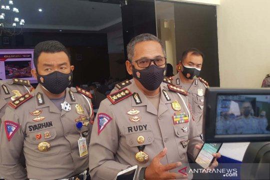 Polda Jateng pasang kamera di helm polantas untuk dukung ETLE